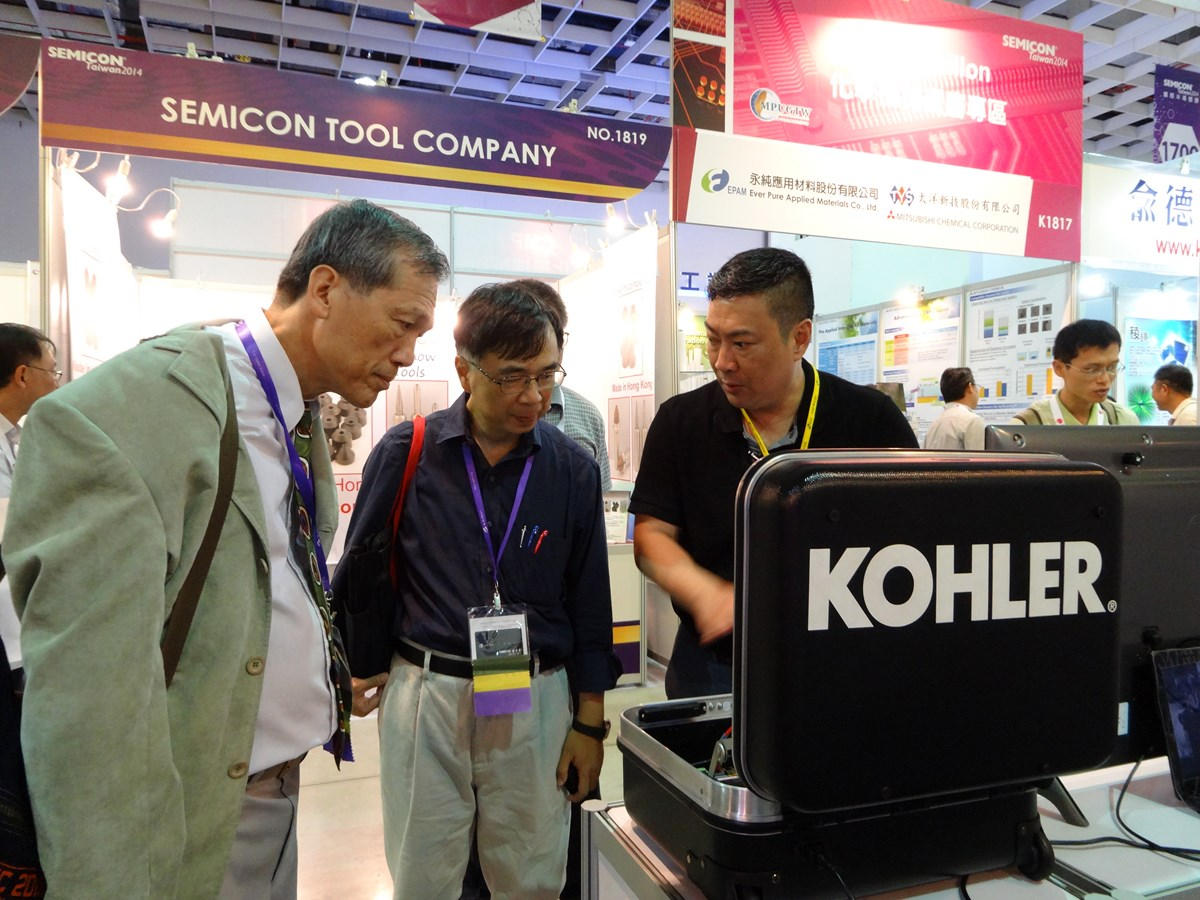 2014 SEMICON Taiwan Overview
